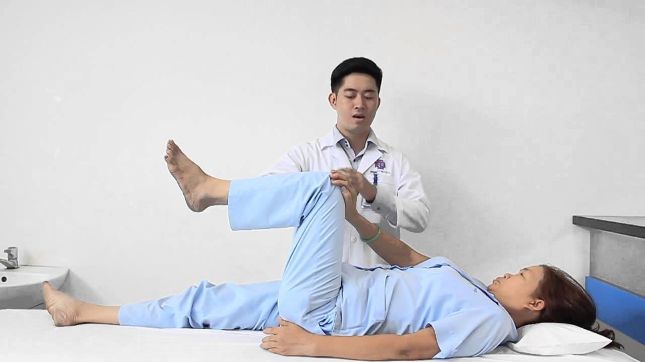 Ngành vật lý trị liệu