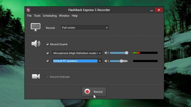 Hình ảnh công cụ quay màn hình Win 10 trong Xbox