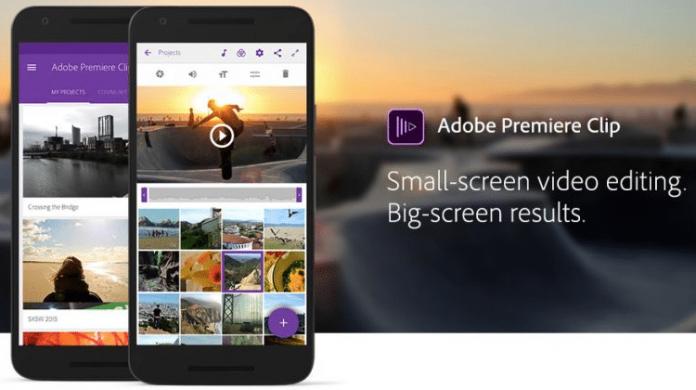 Adobe Premiere Clip ứng dụng chỉnh sửa ảnh đẹp mắt, dễ sử dụng