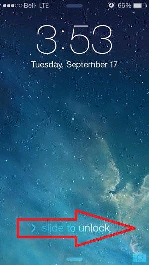 Cách tắt máy và Khởi động iPhone