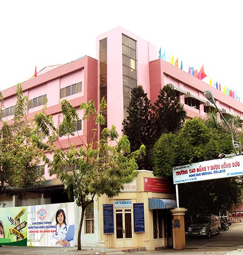 Các trường cao đẳng y ở TPHCM