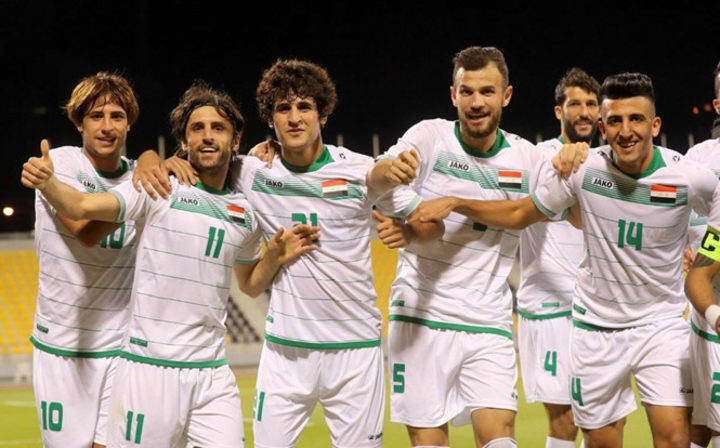 Đội tuyển bóng đá quốc gia Iraq