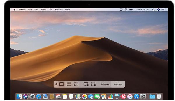 chụp ảnh màn hình ở macbook